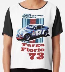 Blusa TARGA FLORIO '73