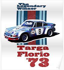 TARGA FLORIO '73 Poster