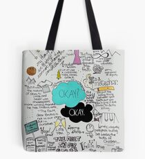 The Fault in Our Stars - ORIGINAL ARTIST Tote Bag