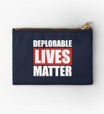 Deplorable Lives Matter Studio Pouch