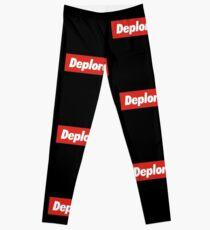 Deplorable Leggings