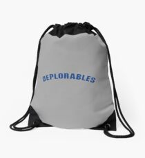 Deplorables Drawstring Bag
