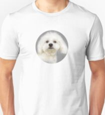Maltese puppy Unisex T-Shirt