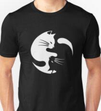 Cat ying yang - cat yin yang shirt T-Shirt