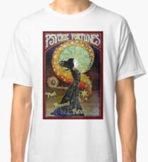 PSYCHIC FORTUNES; Vintage Fortune Teller Advertising Print Classic T-Shirt