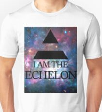 I AM THE ECHELON GALAXY Unisex T-Shirt