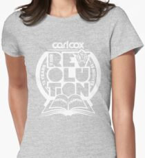 carl cox Womens Fitted T-Shirt