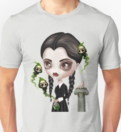 Be Afraid (Wednesday) T-Shirt