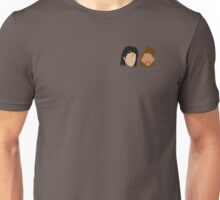 Michael Jackson x The Weeknd Outlines Unisex T-Shirt