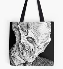 The Silence Tote Bag