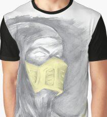 Mortal Kombat Scorpion Graphic T-Shirt