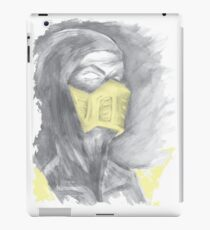 Mortal Kombat Scorpion iPad Case/Skin