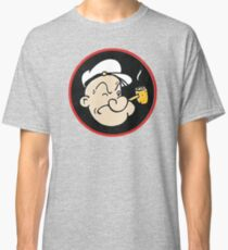 Popeye The Sailorman Classic T-Shirt