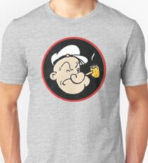Popeye The Sailorman Unisex T-Shirt
