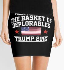 The Basket of Deplorables Mini Skirt