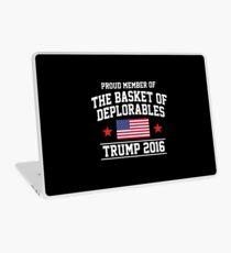 The Basket of Deplorables Laptop Skin