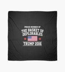 The Basket of Deplorables Scarf