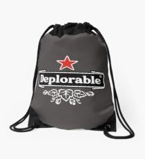 Deplorable Drawstring Bag