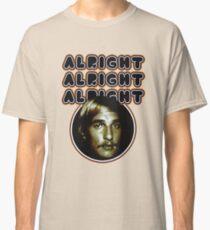 matthew mcconaughey Classic T-Shirt