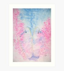 The Art of Reflexology Art Print
