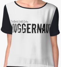 Juggernaut Undeniable Chiffon Top