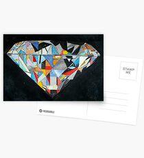 Diamond Postcards