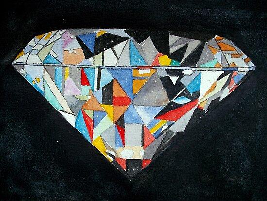Diamond by Pat  Elliott