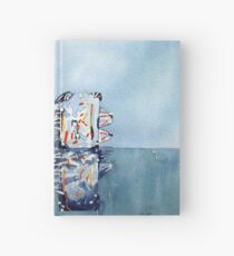 Fire and Ice Hardcover Journal