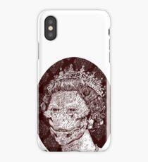 The Reptilian Elite iPhone Case/Skin