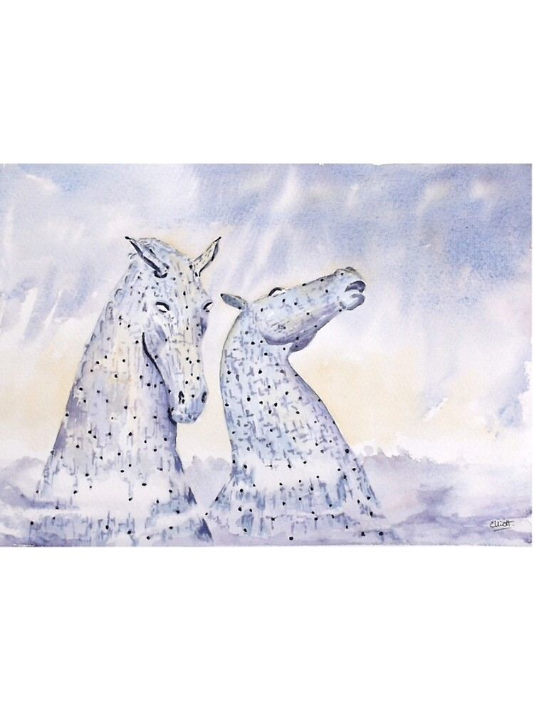 Water Kelpies by PatEll