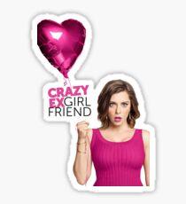 Crazy Ex Girlfriend Sticker