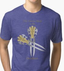 League of Legends (Zed) Tri-blend T-Shirt