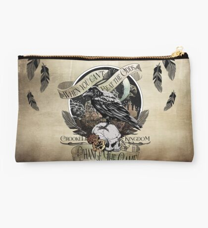 Crooked Kingdom Studio Pouch