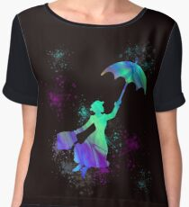magical mary poppins Chiffon Top