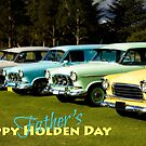 HAPPY FATHER'S DAY : Holden by Splendiferous Images