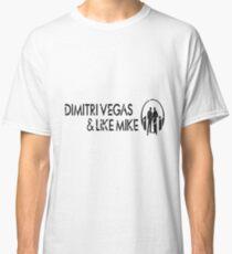 dimitri vegas & like mike Classic T-Shirt