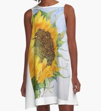 Sunkissed A-Line Dress