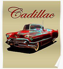 1954 Cadillac Series 62 Poster