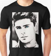 04760b1ddccbe Zac Efron Unisex T-Shirt