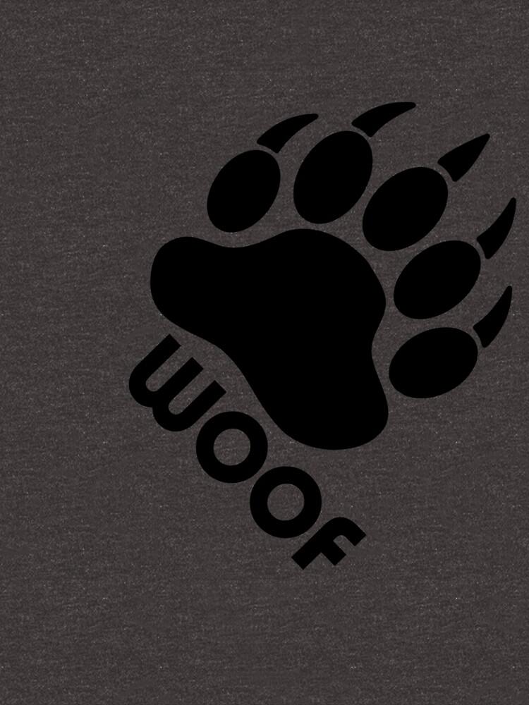 Bear Pride Bear Claw Woof de bigbadbear