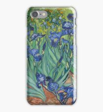 Irises by Vincent Van Gogh iPhone Case/Skin