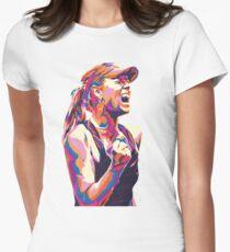 MARIA SHARAPOVA Women's Fitted T-Shirt