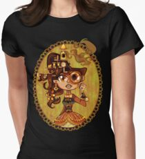 Steampunk Doc Women's Fitted T-Shirt
