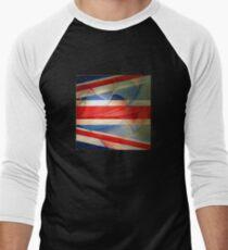 Britannia 4 Men's Baseball ¾ T-Shirt