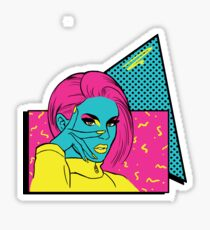 Katya Zamo Sticker