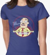 Ants in my eyes Johnson Women's Fitted T-Shirt
