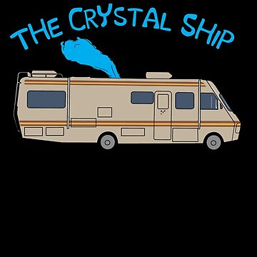 The Crystal Ship by CrosbyDesign