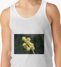 Natural green branch with spikes Tank Top