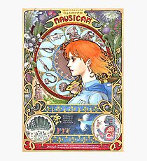 Nausicaa of the valley Photographic Print