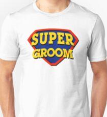 Super Groom T-Shirt